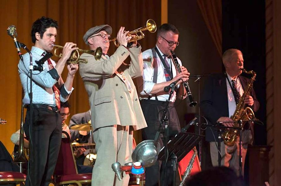 Clint Baker's Golden Gate Swing Band