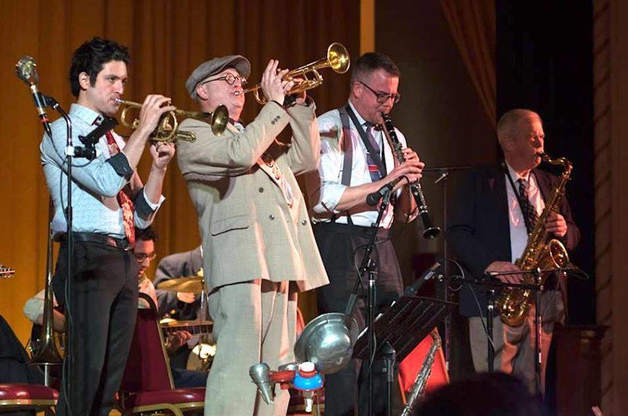 Clint Baker's Golden Gate Swing Band