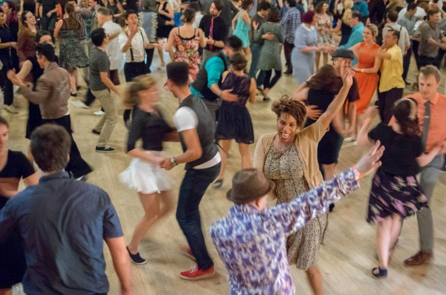 SATS 2016 Social Dancing